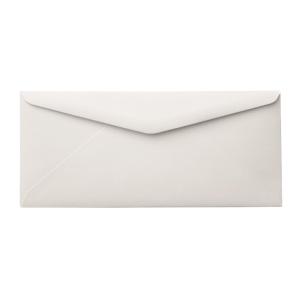 White Gummed Envelope 9 x 4 inch - Pack of 20