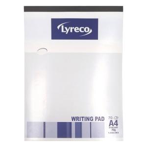 Lyreco A4 單行簿 70克紙 每本70張