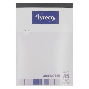 Lyreco A5 單行簿 70克紙 每本70張