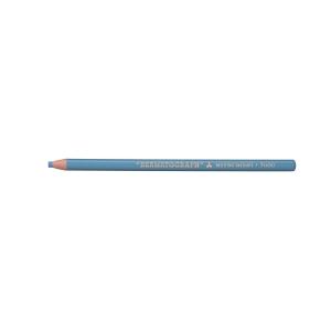 UNI 三菱 卷紙蠟筆 淺藍色