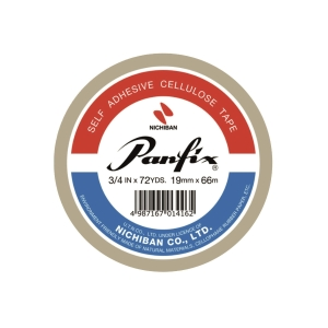 Panfix 透明膠紙 0.75吋 x 72碼 - 1卷裝