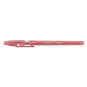 STABILO Ball Pen 0.3mm Red