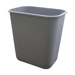 灰色廢紙筒 容量: 12公升
