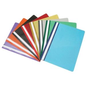 Bantex 辦得事 PVC 文件套 A4 藍色