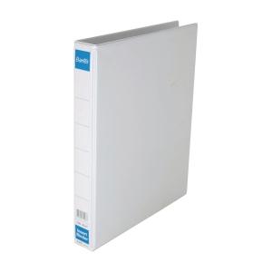 Bantex 辦得事 PP展示文件夾 A4 25毫米 2圈 白色