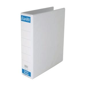 Bantex 辦得事 PP展示文件夾 A4 50毫米 2圈 白色