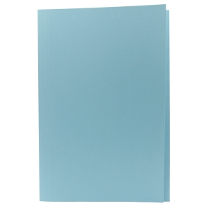 紙文件套 F4 藍色