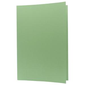 紙文件套 F4 綠色