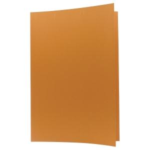 紙文件套 F4 橙色