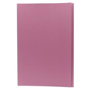 紙文件套 F4 粉紅色