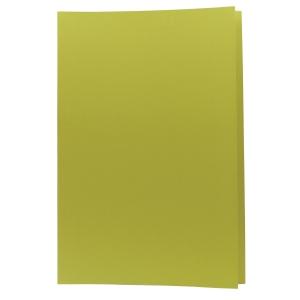 紙文件套 F4 黃色