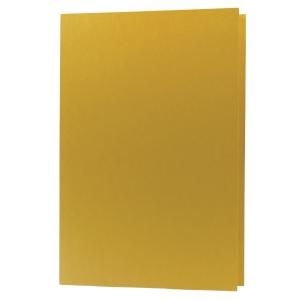 紙文件套 F4 金黃色