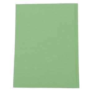 紙文件套 A4 綠色