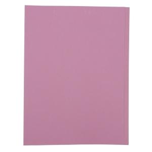 紙文件套 A4 粉紅色