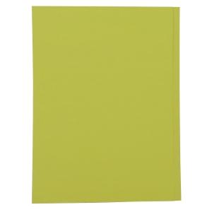 紙文件套 A4 黃色
