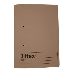 REXEL JIFFEX 紙皮彈簧快勞 F4 暗黃色