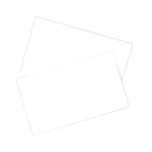 空白資料咭 2吋 x 3.5吋