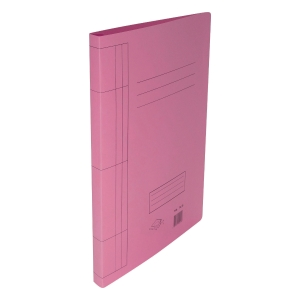 F4 Paper File with Fastener Pink