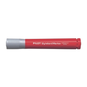 PILOT 百樂牌 WBMAR-M 白板筆 圓咀 紅色