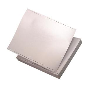 全白電腦紙 9-1/2吋 x 11吋 2層 - 每盒1000張
