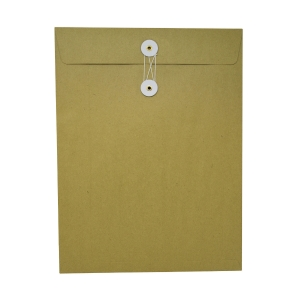 Brown Envelope with String 10 x 13 inch (F4)