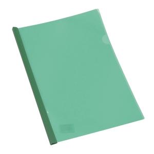 Q骨文件套 A4 綠色