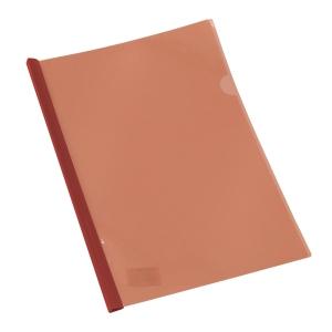 Q骨文件套 A4 紅色