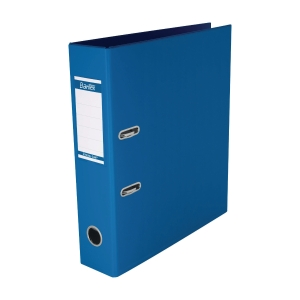 Bantex 辦得事 全包膠檔案夾 A4 3吋 彩藍色