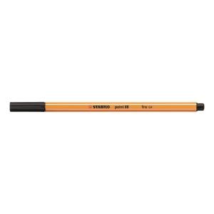 STABILO Point 88 簽字筆 0.4毫米 黑色