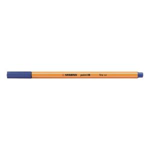 STABILO Point 88 簽字筆 0.4毫米 藍色