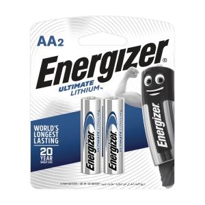 勁量 鋰電池 L91 AA - 2粒裝