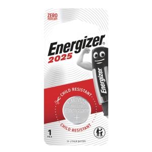 Energizer CR2025 Lithium Battery 3V