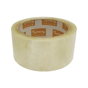 Lyreco Premium OPP Packing Tape 48mm x 45yds Clear