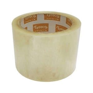 Lyreco Premium OPP Packing Tape 72mm x 45yds Clear