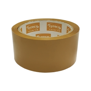 Lyreco Premium OPP Packing Tape 48mm x 45yds Brown
