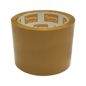 Lyreco Premium OPP Packing Tape 72mm x 45yds Brown