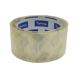 Lyreco OPP Packing Tape 48mm x 50yds Clear