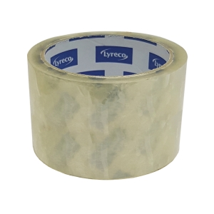Lyreco OPP Packing Tape 60mm x 50yds Clear