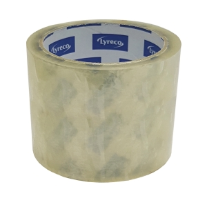 Lyreco OPP Packing Tape 72mm x 50yds Clear