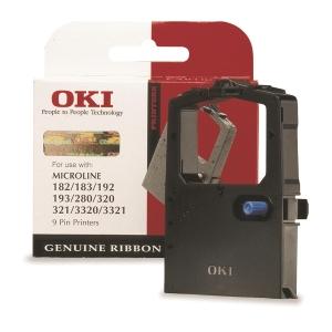 OKI ML182 Nylon Printer Ribbon
