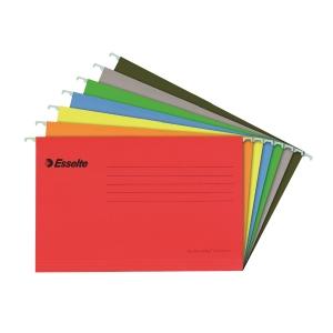 Esselte 易達 PENDAFLEX 吊掛式文件夾 F4 橙色 - 每盒25個