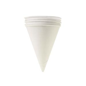 捲邊尖底紙杯 4安士 - 250個裝