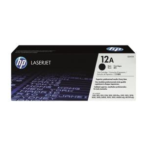 HP Q2612A 鐳射碳粉盒 黑色