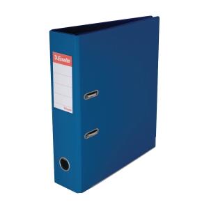 Esselte 易達 全包膠檔案夾 A4 3吋 藍色