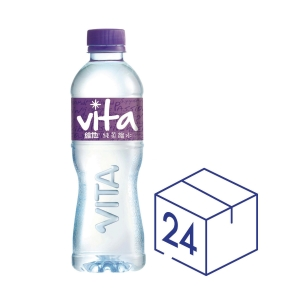 Vita 維他 蒸餾水430毫升 - 24支裝