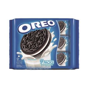 Oreo Choco Sandwich Cookies - Pack of 9