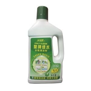保潔麗 超潔力全能殺菌消毒綠水 1000毫升