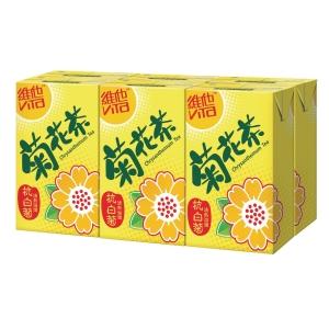 維他菊花茶250毫升 - 6包裝