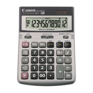 佳能 HS-1200RS 中型桌面計算機 12位