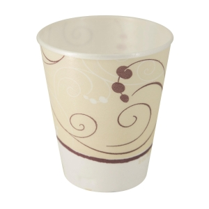 SOLO BARE冷熱纖維杯 8安士 - 50個裝